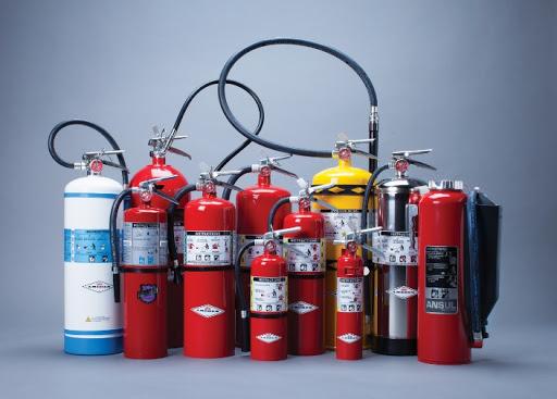 س از مصرف کپسول آتش نشان آن را بلافاصله شارژ و آماده نماييد